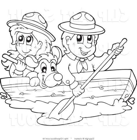 unique row boat clip art black and white images vector - Row Boat Clipart Black And White