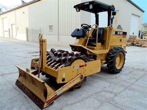 Cat Cp Lidya Black compaction equipment black equipment