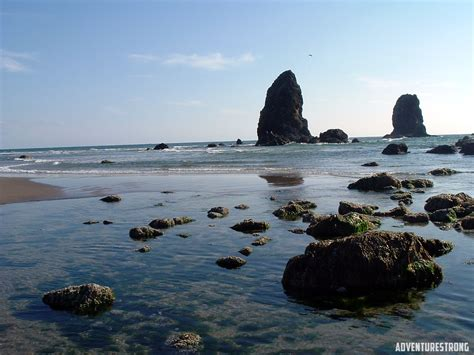 photo friday 26 cannon beach in oregon adventure strong
