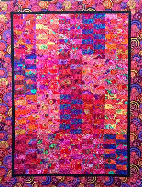 Kaffe Fassett Quilt Kits Australia by New Duet Quilt Kit All Kaffe Fassett Collective Fabrics From Sewcolorfulquilts On Etsy Studio
