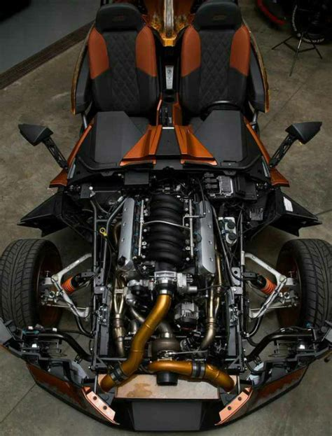 Pelapis Motor polaris slingshot with a turbo ls3 engine depot