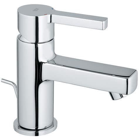 bidet armatur grohe lineare basin mixer tap with pop up waste