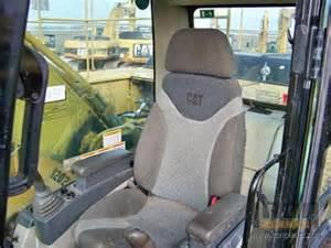 Seat Cover Excavator Caterpillar 330 Cl Excavator Iggee S Leather Custom Fit