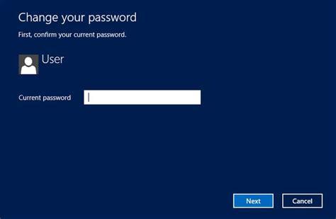windows reset password vs change password tograg how to change your windows password
