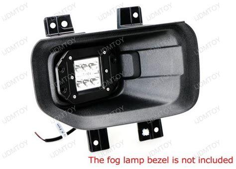 2015 f150 led fog lights 2015 up ford f 150 high power led fog light road