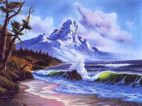 bob ross paintings titles 211 best paintings i d like to try images on