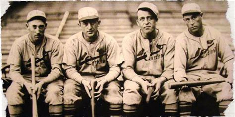 gas house gang baseball in the 1930s time for some other teams to win