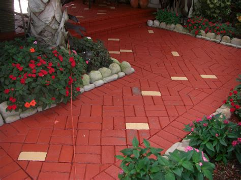 Painted Patio Pavers Painted Patio Pavers Pictures Gallery Of Concrete Painting Paver And Seal High Painting