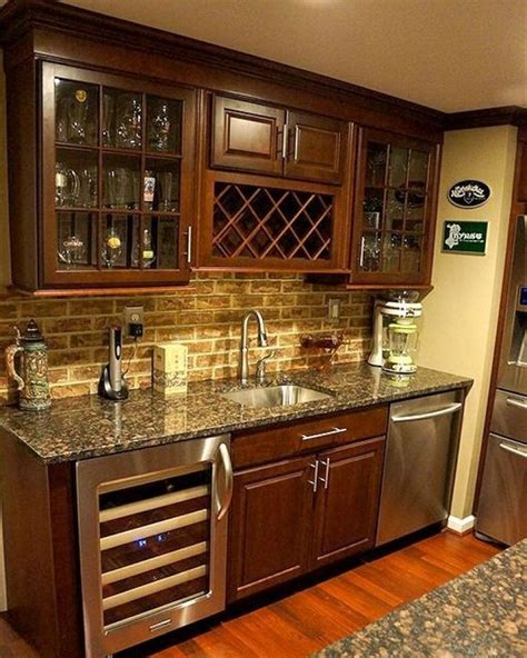 kitchen wet bar ideas best 25 wet bar basement ideas on pinterest basement