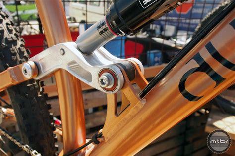 swing arm suspension first impressions durango bike company moonshine 650b