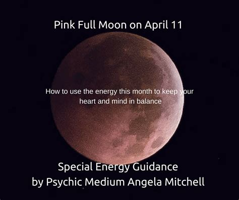 pink moon april april s quot pink quot full moon brings balance and compassion