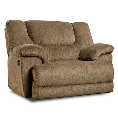 snuggle recliner simmons 174 conroe cuddle up recliner big lots