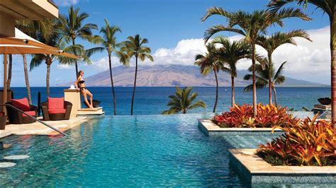 seasons resort maui  wailea hawaii review