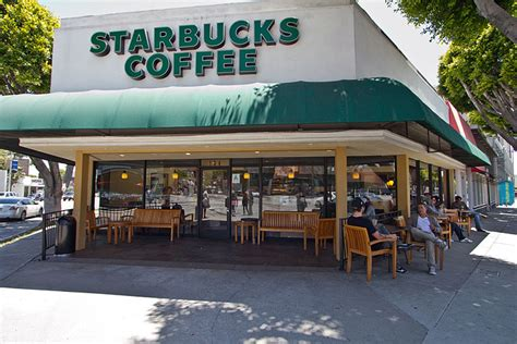 Home Design Stores Seattle by Starbucks Robertson Boulevard Shopping Dining Amp Travel