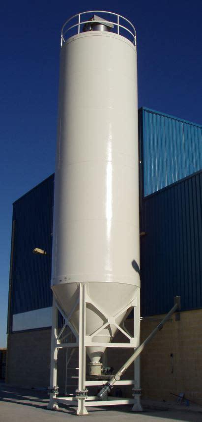 bulk silo systems powder storage lime silo soda ash