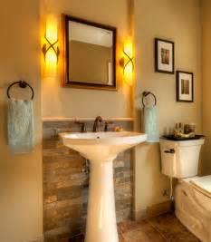 pedestal sink powder room design ideas pictures remodel