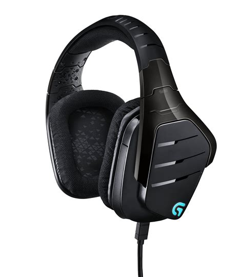 Headset Gaming Sades Logitech G633 Artemis logitech g633 artemis spectrum rgb 7 1 surround gaming headset global pc