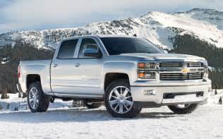 Chevrolet Silverad 2014 Chevrolet Silverado High Country Look Motor Trend