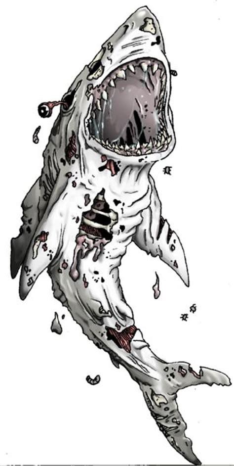 Pencil Sketch Zombie