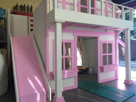 Bunk Beds House House Bed With Balcony S Custom Beds