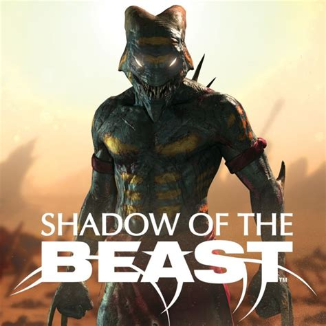 Kaset Ps4 Shadow Of The Beast shadow of the beast for playstation 4 2016 mobygames