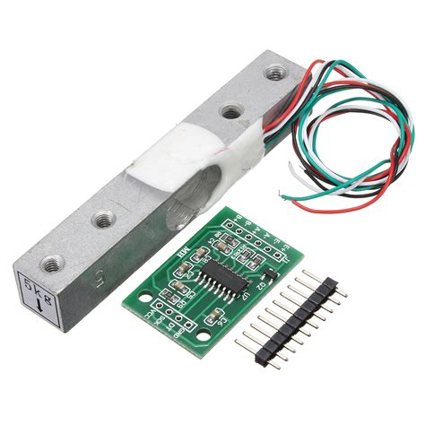 Load Cell 5kg Sensor Berat Weight Weighing Sensor Arduino 5kg small scale load cell weighing pressure sensor with a