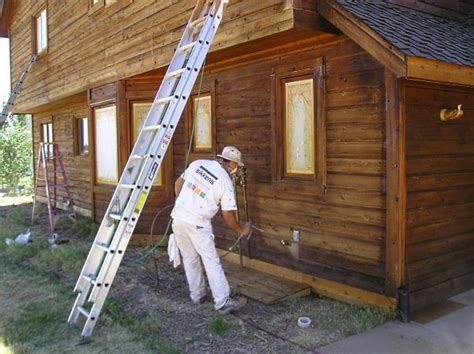 exterior wood stain choosing     project