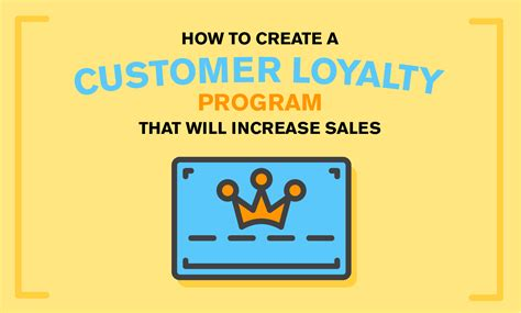 how to make a loyalty card how to create a customer loyalty program that will