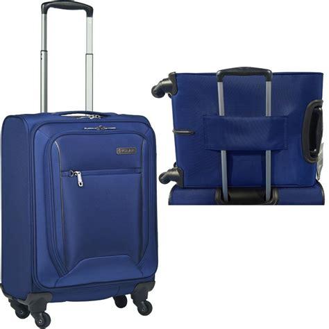 Forte 3 Set volair forte 3 soft suitcase set 4 wheel spinner navy