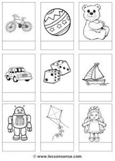 toys coloring pages preschool 25 best toys images on pinterest kindergarten learn