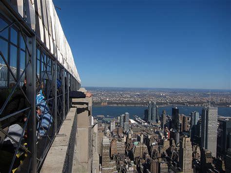 empire state building observation deck observation deck of the empire state building flickr