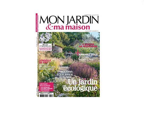 abonnement jardin abonnement magazine mon jardin ma maison pas cher 21 9 l 233 e