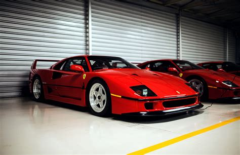 slammed f40 f40 hd wallpaper and background 3500x2265
