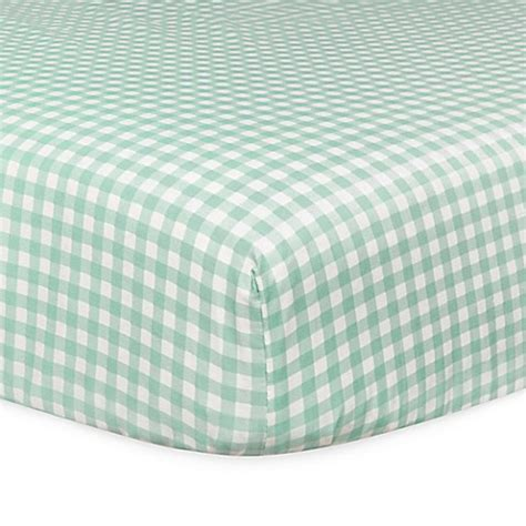 Babyletto Mini Crib Sheets Babyletto Tulip Garden Fitted Mini Crib Sheet Buybuy Baby