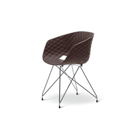 sedie colombini colombini casa poltroncina iside metallo struttura eiffel