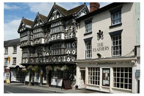 feathers hotel ludlow deals