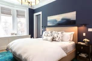 Navy Blue And White Bedroom » Home Design 2017