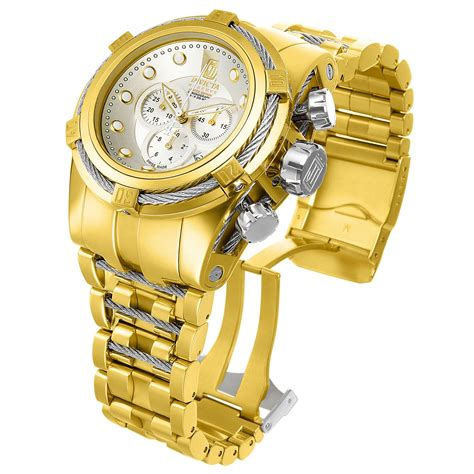 "New Invicta 12953 Jason Taylor Limited Edition Bolt ZEUS ""HIGH POLISHED"" Watch *   eBay"