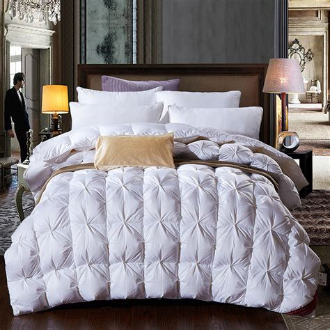 Duck Feather Quilt King Size by Buy Wholesale Feather Comforter From China Feather