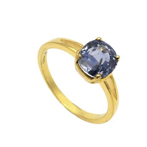 Blue Sapphire 8 78ct buy 4 78ct blue blue sapphire neelam gemstone ring