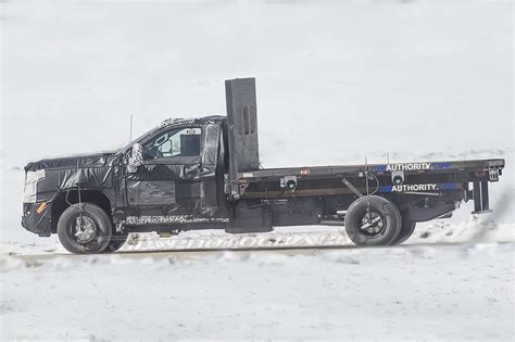 2020 Gmc Medium Duty Trucks by 2020 Gm Hd Truck With New Def Tank Placement