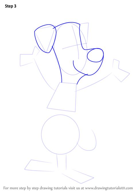 how to a hound learn how to draw huckleberry hound huckleberry hound step by step drawing tutorials