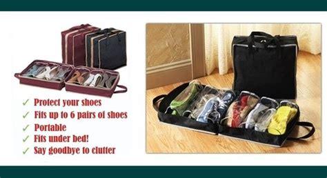 shoe storage travel smart hang carousel 3 shelf organizer storage box bags