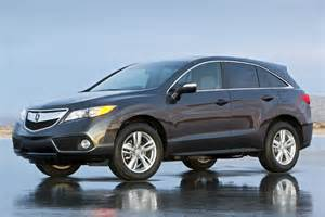Acura Mid Size Suv Best Suv For The Money 2015 Acura Rdx Best Midsize Suv