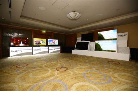 Harga Samsung Quantum Dot televisyen pintar samsung suhd 4k 2016 akan ke malaysia