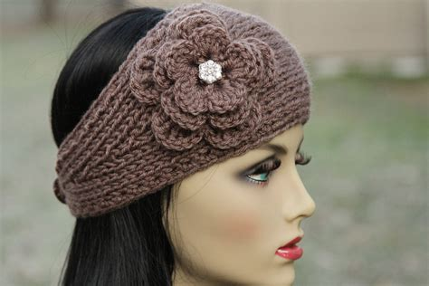 Free Knitted Head Wrap Pattern