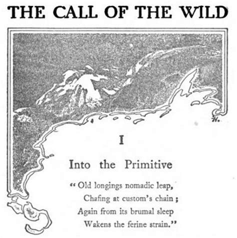 theme quotes from call of the wild jack london quotes quotesgram