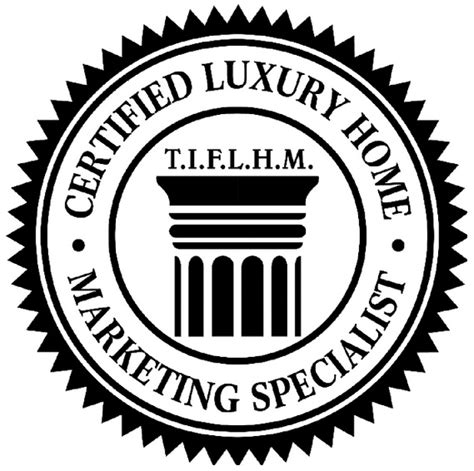 Certified Luxury Home Marketing Specialist Designation Washington Dc Metro Real Estate Designations From Bethesda Real Estate Expert Melinda Estridge