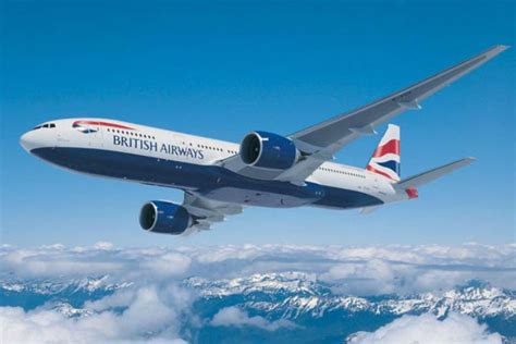 Cabin Layouts Plans by Boeing 777 200 About Ba British Airways