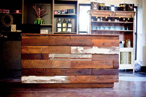 City Salon and Spa Makeover   Athens GA   Reclaimed Wood   Farm Table   Woodworking   Athens